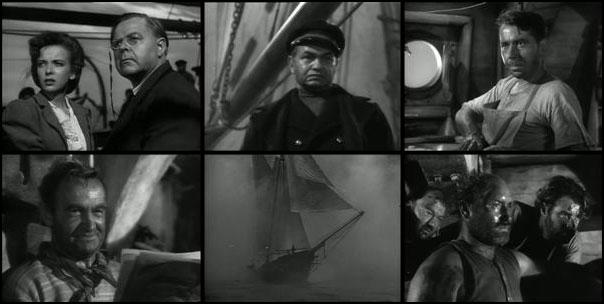 Sea Wolf 1941 Michael Curtiz Edward G. Robinson John Garfield