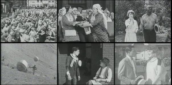Seven Chances 1925 Buster Keaton