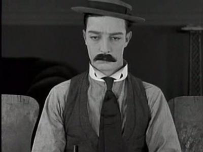 Sherlock Jr 1924 Buster Keaton