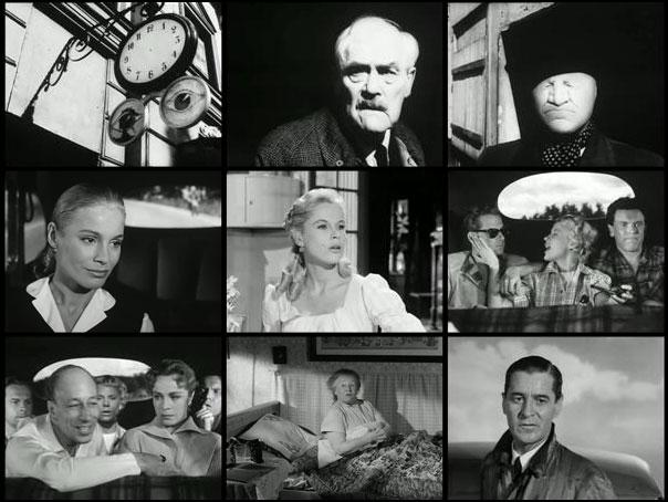 Smultronstället 1957 Ingmar Bergman Victor Sjostrom Bibi Andersson Ingrid Thulin Gunnar Björnstrand Max von Sydow