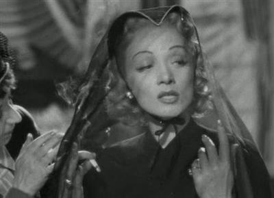 Stage Fright 1950 Alfred Hitchcock Marlene Dietrich