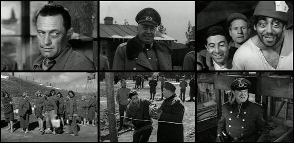 Stalag 17 1953 Billy Wilder William Holden Otto Preminger
