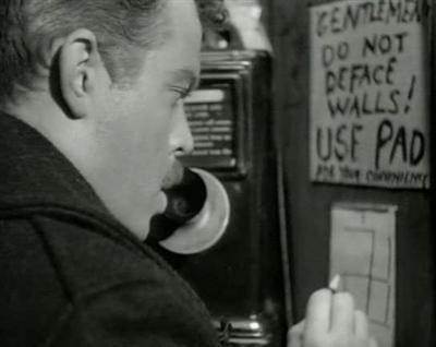 Stranger 1946 Orson Welles Edward Robinson