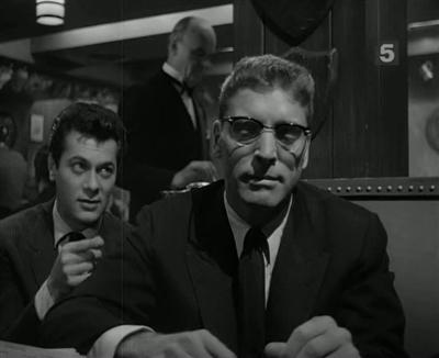 Sweet Smell of Success 1957 Alexander Mackendrick Burt Lancaster Tony Curtis