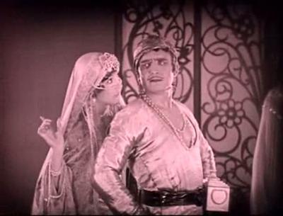 Thief of Bagdad 1924 Raoul Walsh