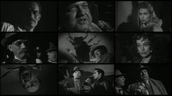 Touch of Evil 1958 Orson Welles Charlton Heston Janet Leigh Marlene Dietrich Joseph Cotten