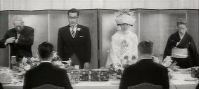 Warui yatsu hodo yoku nemuru 1960 Akira Kurosawa Toshiro Mifune Takashi Shimura