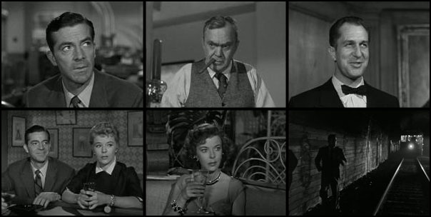 While the City Sleeps 1956 Fritz Lang