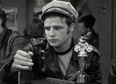 Wild One the 1953 Laslo Benedek Marlon Brando Lee Marvin