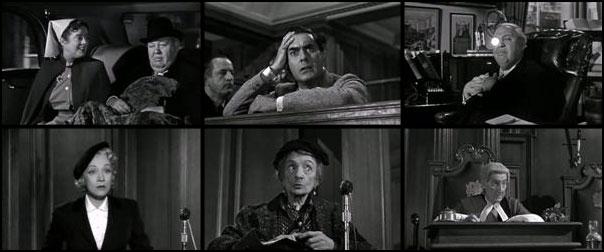 Witness for the Prosecution 1957 Billy Wilder Marlene Dietrich Charles Laughton