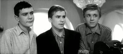 Я шагаю по Москве 1964 Георгий Данелия, Никита Михалков, Ролан Быков