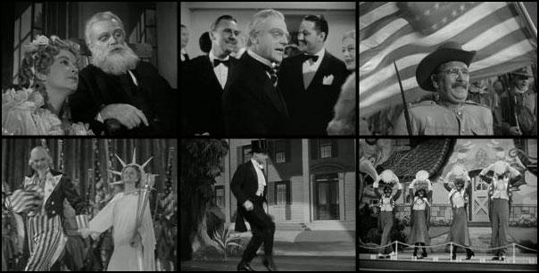 Yankee Doodle Dandy 1942 Michael Curtiz James Cagney Walter Huston