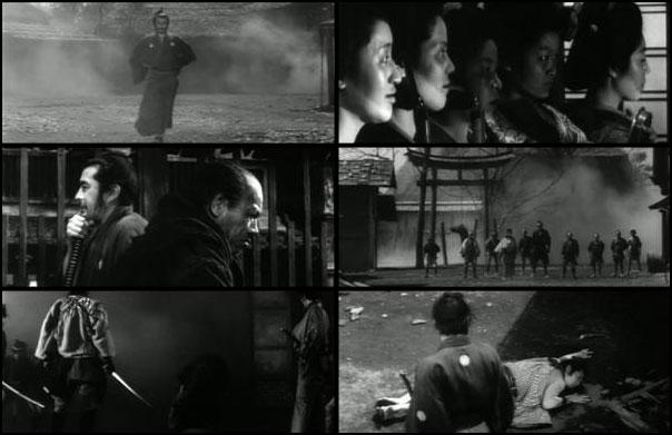 Yojinbo 1961 Akira Kurosawa Toshiro Mifune Takashi Shimura